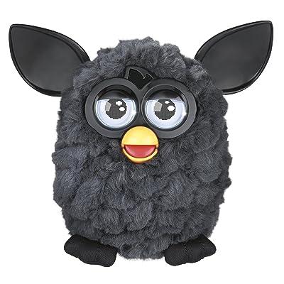 Furby (Black): Toys & Games