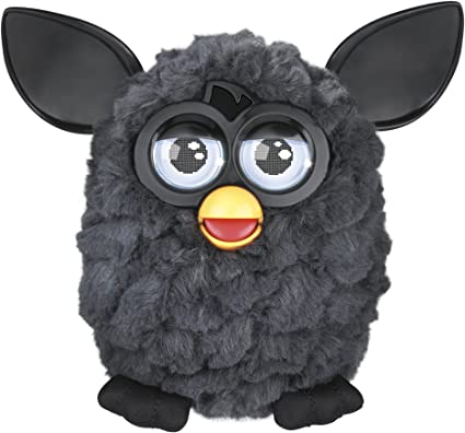 BOXED 2012 RED ORANGE NAVY BLUE  YELLOW TEAL FURBY INTERACTIVE ELECTRONIC PET