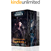 War of the Damned Boxed Set 1: A Supernatural Action Adventure Opera (War of the Damned Box Set)
