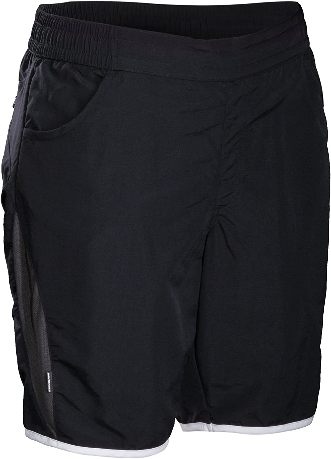 Bontrager Mens Dual Sport Baggy Cycling Shorts With Chamois Small S 6962-14