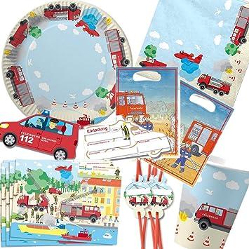 dekospass juego de accesorios para fiestas y cumpleaos infantiles nios motivo