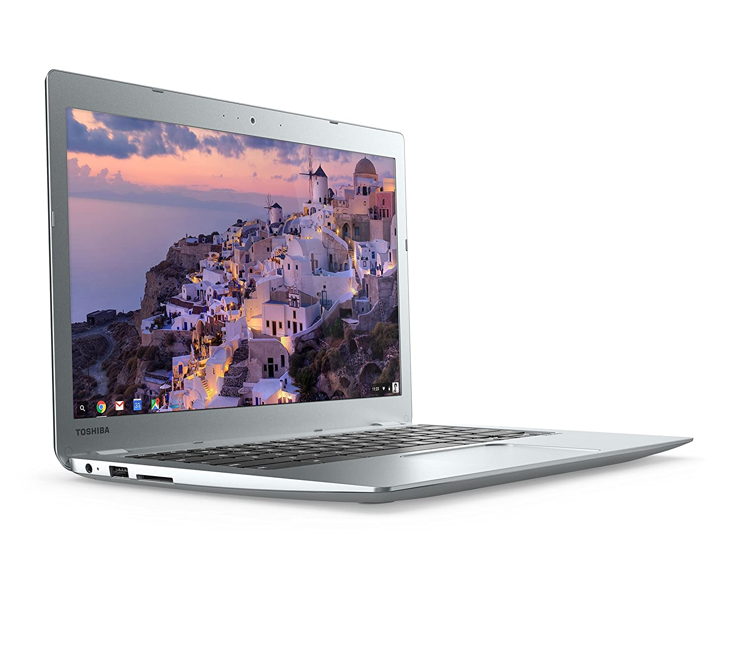The Toshiba 2 is a full HD Chromebook.