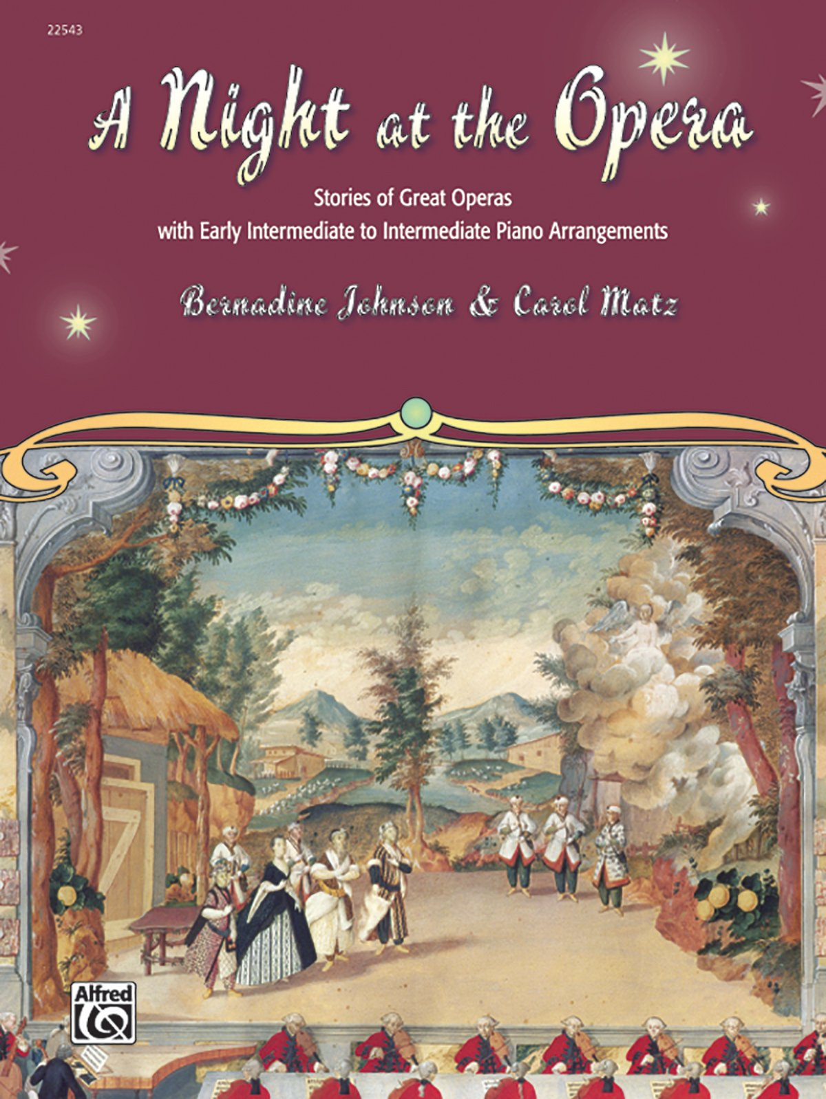 A Night at the Opera (Learning Link) pdf epub