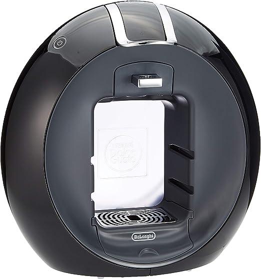DeLonghi Dolce Gusto Circolo EDG605.B - Máquina de café, semi-automática, 1500 W, 1.3 L, acero inoxidable, negro: Amazon.es: Hogar