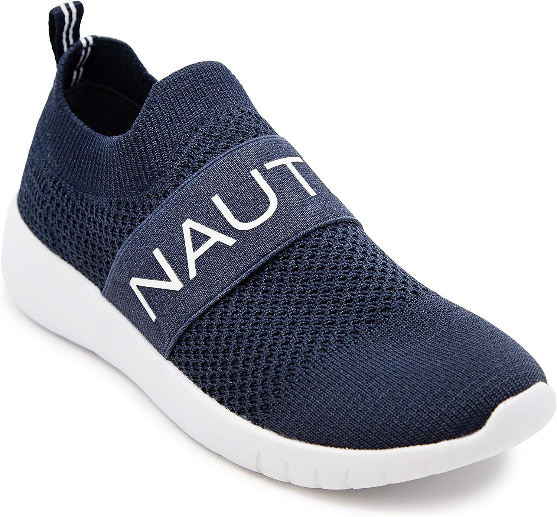 Nautica Women Fashion Slip-On Sneaker