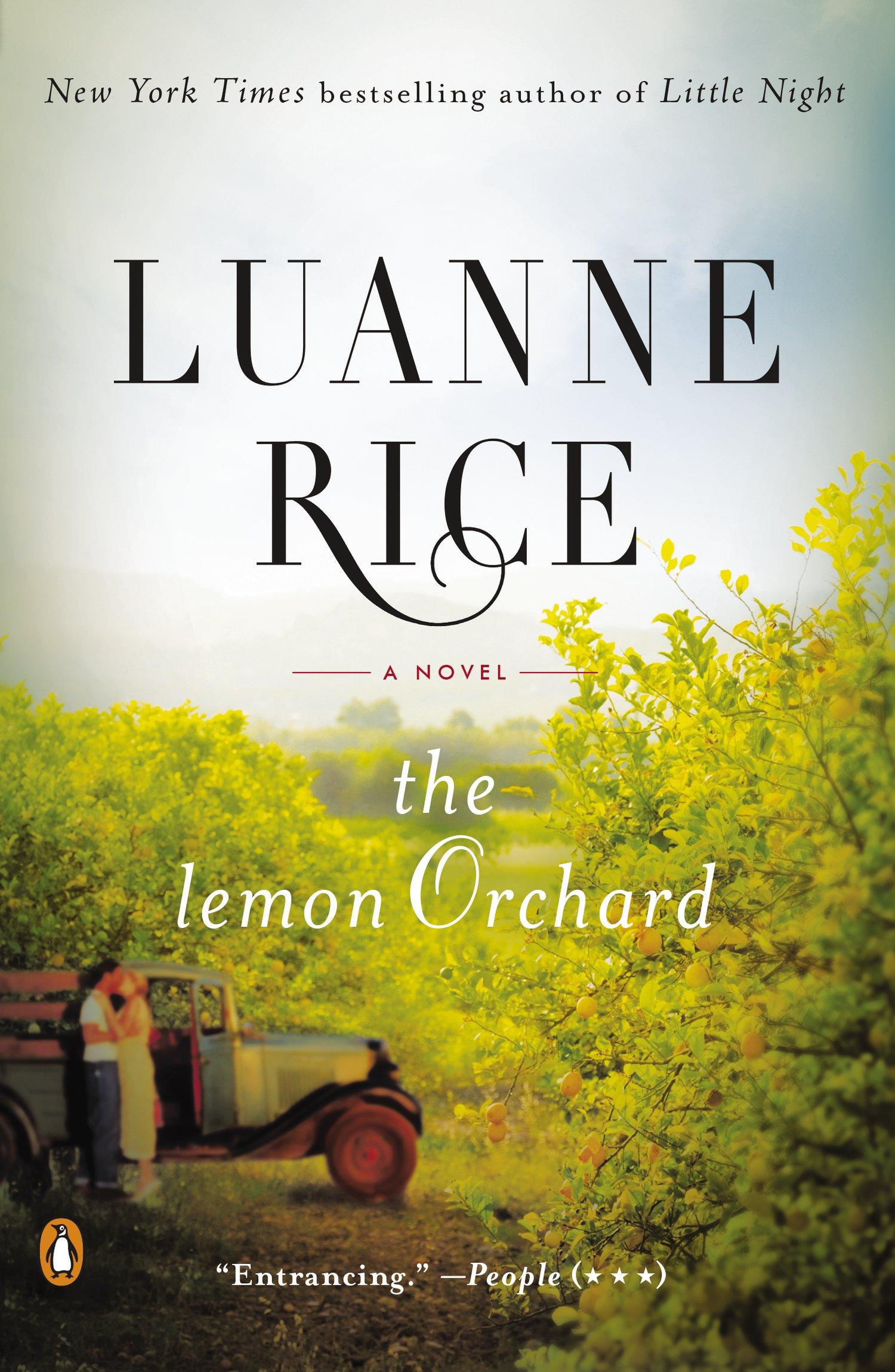 The Lemon Orchard: A Novel: Luanne Rice: 9780143125563: Amazon com