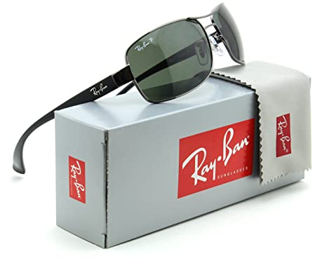 040b997c6 Image Unavailable. Image not available for. Color: Ray-Ban RB3379 Polarized  ...