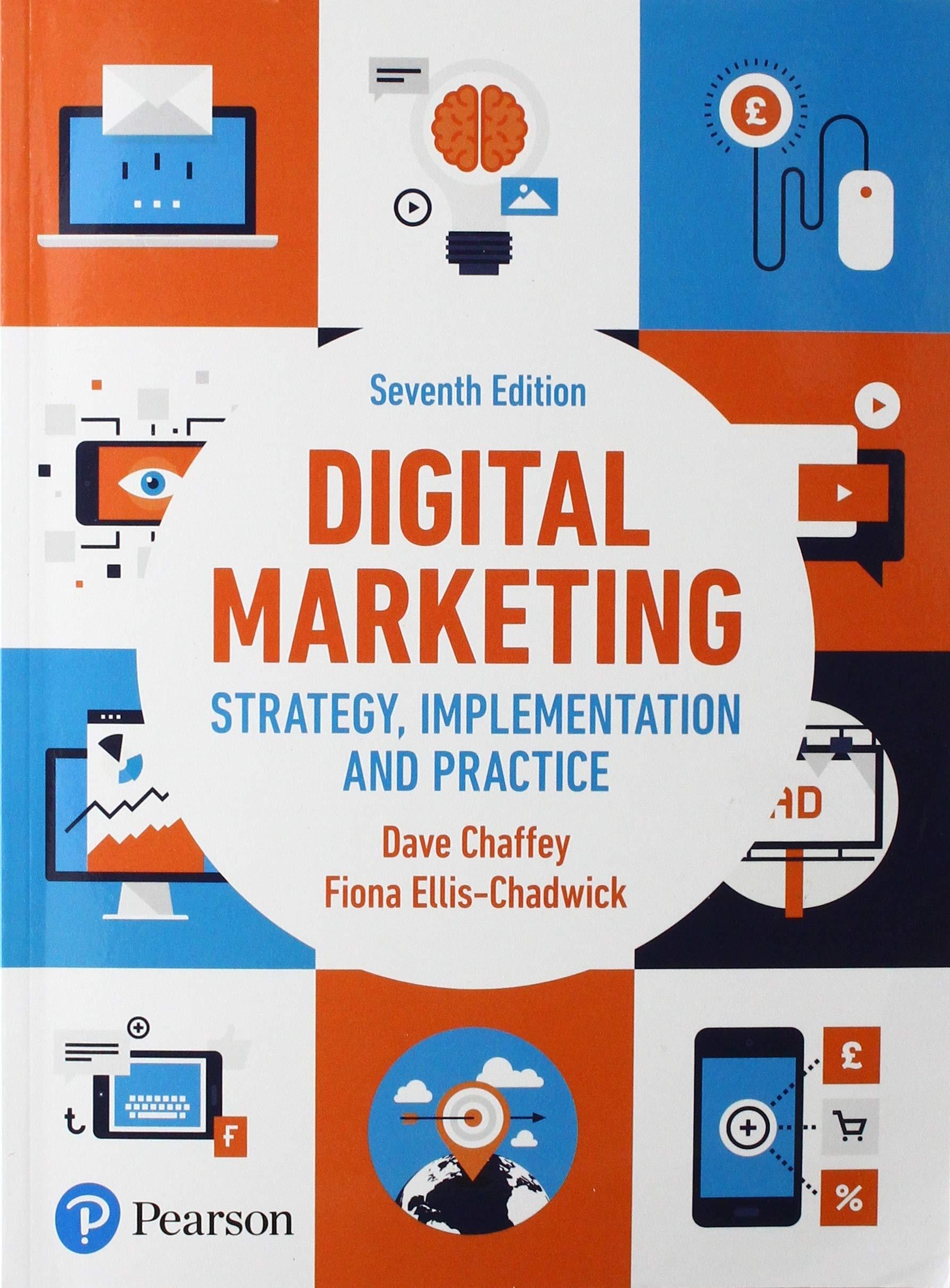 Digital Marketing: Amazon.es: Chaffey, Dave: Libros en idiomas extranjeros