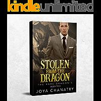 Stolen From The Dragon: The Rare Dragons (The Rare Dragon's Book 2)