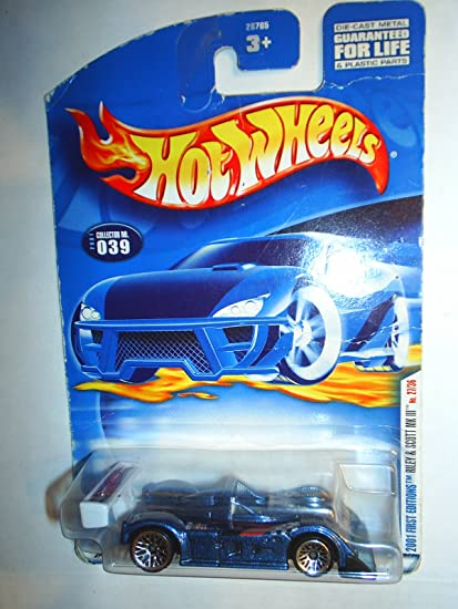 2000 Hot Wheels First Editions Vulture 89