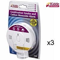 Kidde 10SCO Combination Smoke and Carbon Monoxide Alarm with Voice Notification (3)
