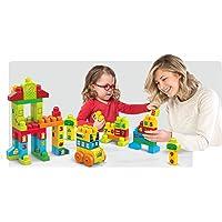 Mega Bloks Mattel Playset Construye y Aprende con Números