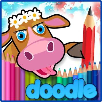 Amazon.com: Doodle Draw - Free Kids Drawing Game - Free Art ...