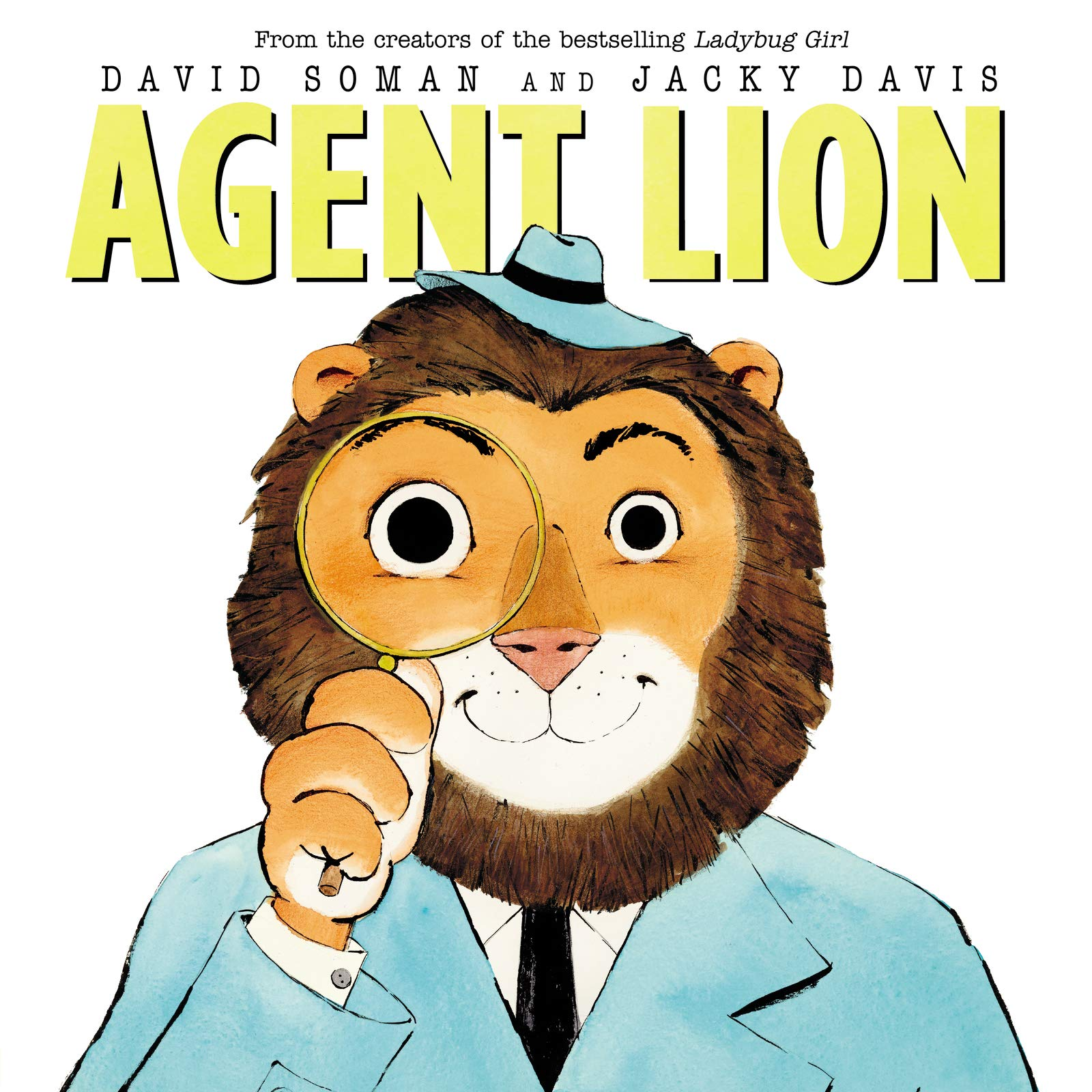 Image result for agent lion amazon