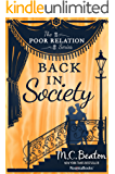 Back in Society (The Poor Relation Series Book 6) (English Edition)