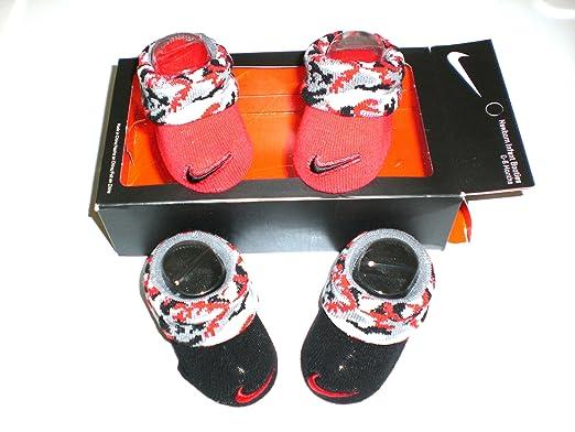 Nike bebé recién nacido botines, tamaño 0 - 6 meses: Amazon.es: Ropa y accesorios