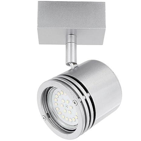 Reflector fundido GU10 orientable de pared lámpara de pared ...
