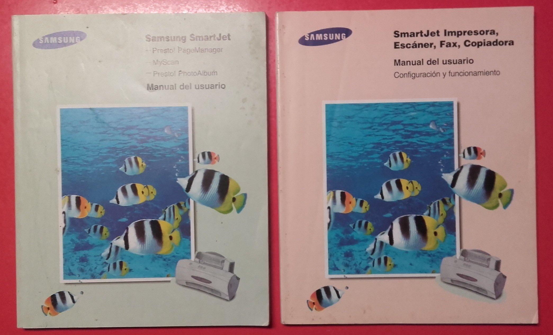 SmartJet Impresora, Escáner, Fax, Copiadora - Manual de ...