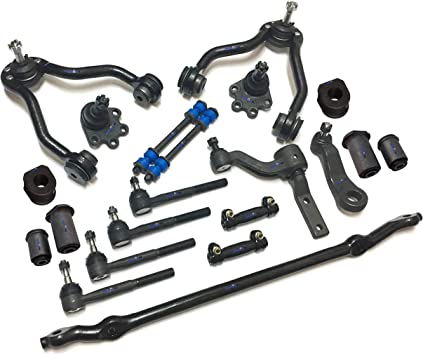 Silverado /& Sierra 1988-1992 Chevrolet /& GMC Pick Up 4X4 Idler /& Pitman Arm