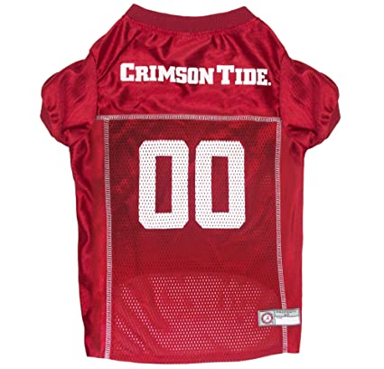 7215665a3231 Amazon.com   NCAA ALABAMA CRIMSON TIDE DOG Jersey