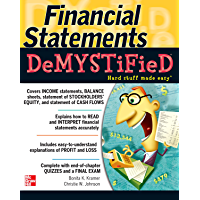 Financial Statements Demystified: A Self-Teaching Guide (Demystified Business)