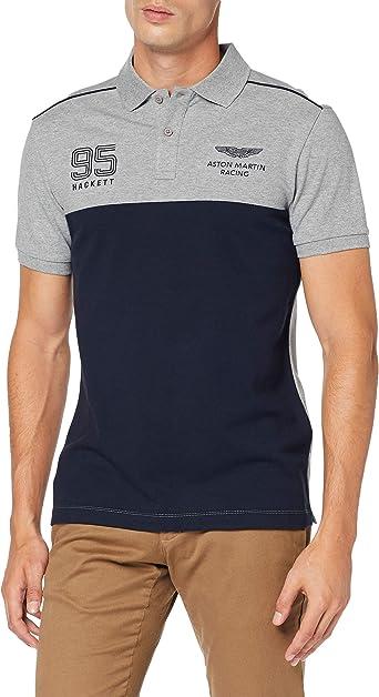 Hackett London Amr Eng Stripe Polo para Hombre: Amazon.es ...