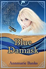 Blue Damask Kindle Edition