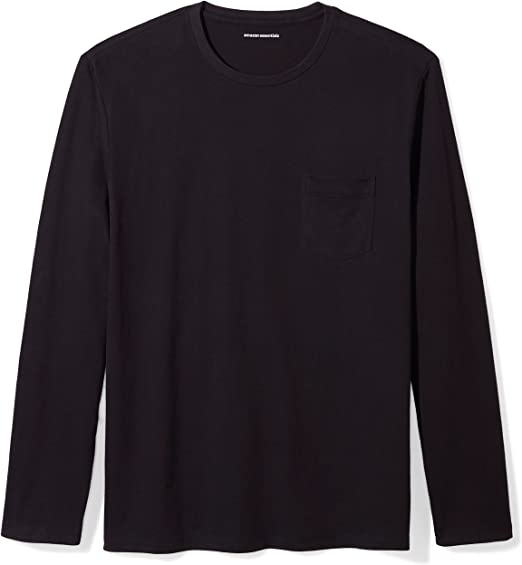 Image result for black long sleeve shirt