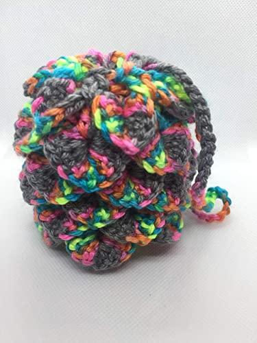 Rainbow Dragon Egg Dice Bag 2