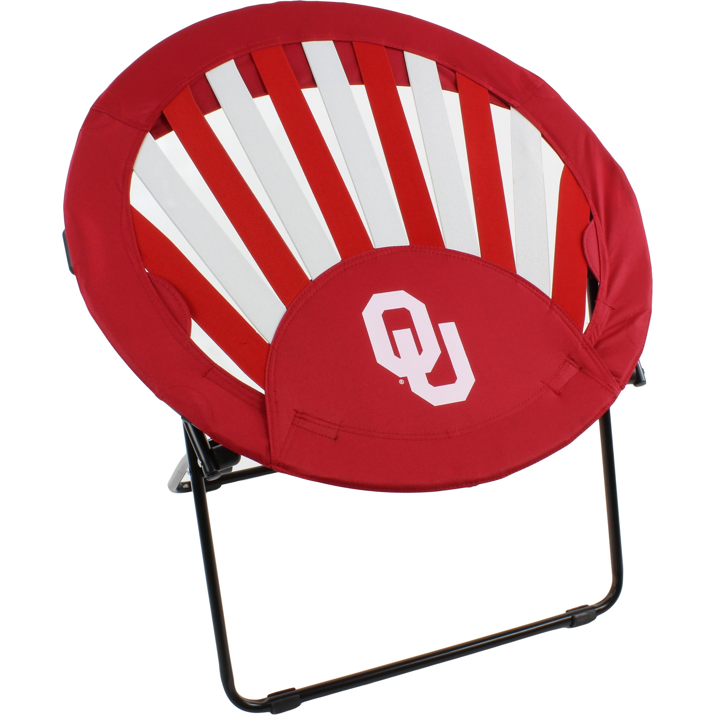 College Covers Oklahoma Sooners NCAA Rising Sun Bungee Chair