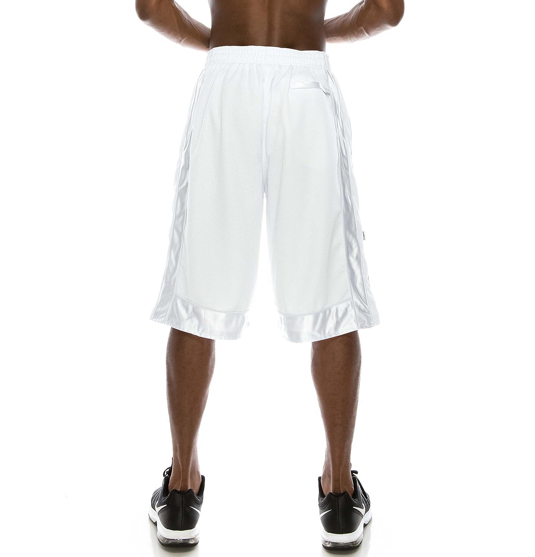 ae8506552bf PRO 5 Premium Quality Heavy Mesh Basketball Shorts [1540908847 ...