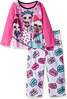AME Girls L.o.l. Surprise 2-Piece Fleece Pajama ...