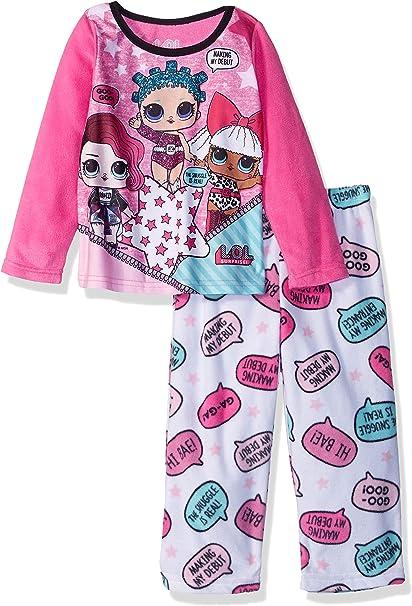 Surprise Girls 2-Piece Pajama Set L.O.L