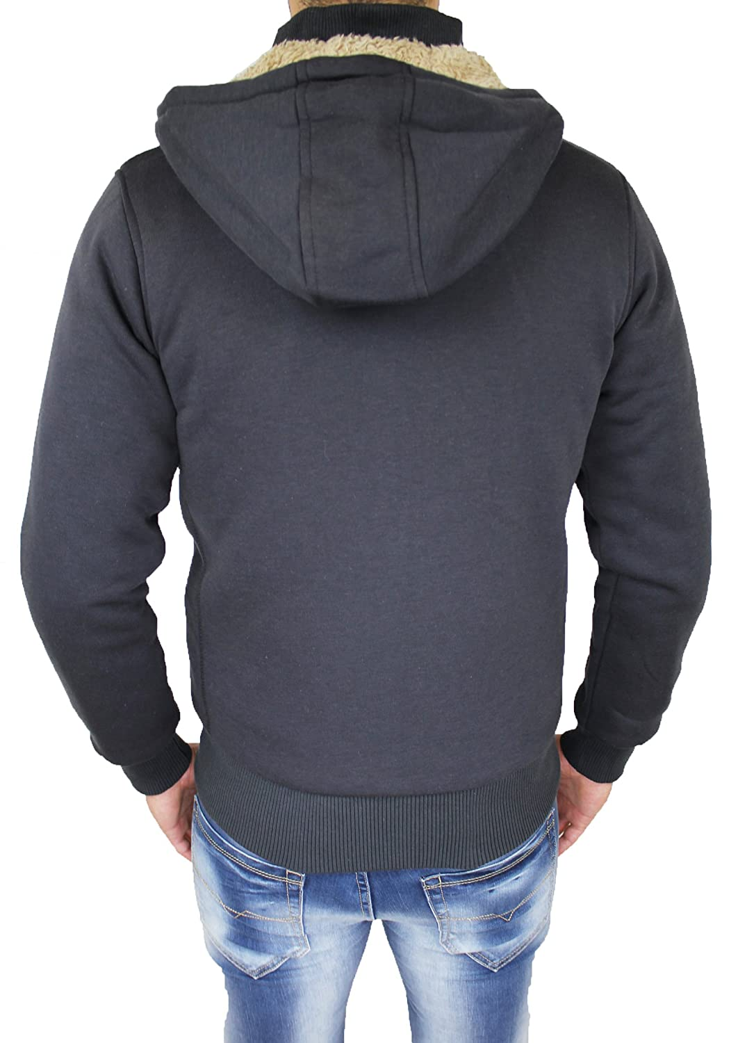 AK collezioni Men's Jumper black black Large