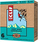 Clif Bar Energy Bars - Cool Mint Chocolate - 2.4 oz - 6 ct