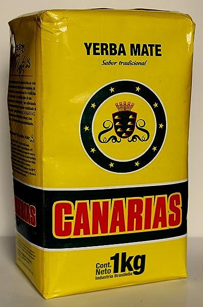 Yerba Mate Canarias 1kg (3x1kg)