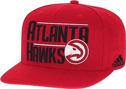 NBA Men's High Box Flat Brim Snapback Cap