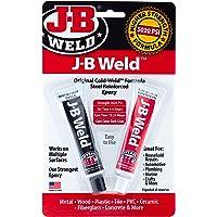Deals on J-B Weld 8265S Original Cold-Weld Steel Reinforced Epoxy 2-Oz