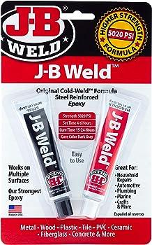 J-B Weld Waterproof Multi-Surface-Application Paper Glue