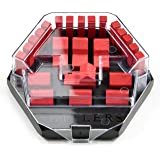Solid Factory | Settlers Game Piece Holder/Organizer - Black (Set of 6)