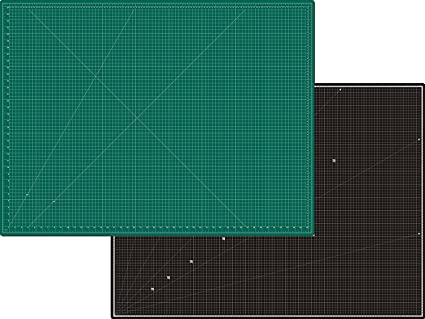 A0 36in x 48in EXTRA LARGE 5 layer Self-Healing CUTTING MAT Reversible IN and CM