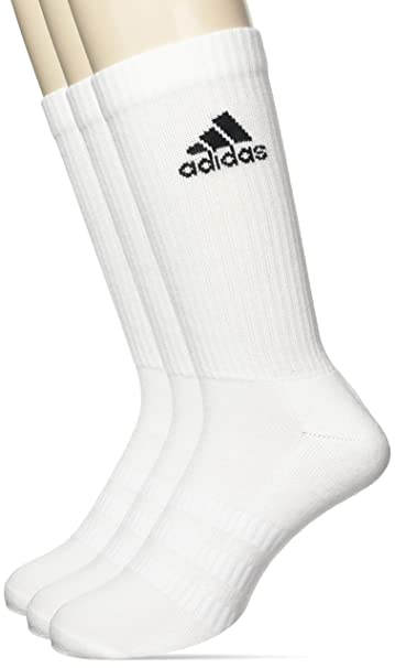 adidas Cushioned Crew Calcetines, Unisex Adulto