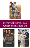 Harlequin Historical August 2018 - Box Set 2 of 2