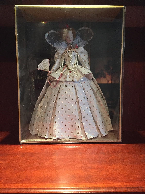 descuentos y mas Barbie Collector   B3425 B3425 B3425 Queen Elizabeth  cómodo
