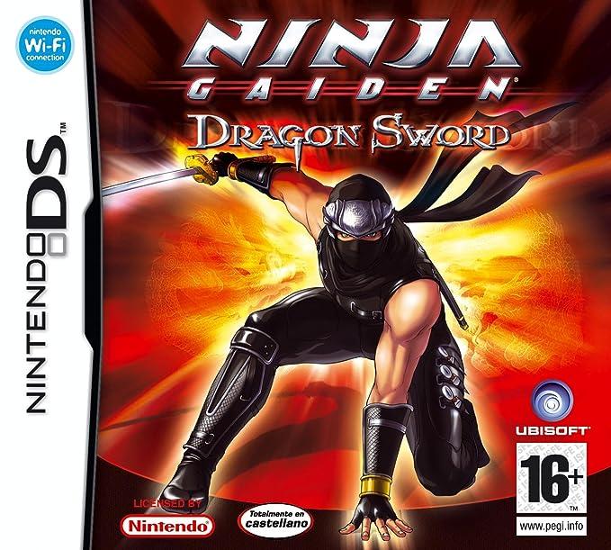 Ubisoft Ninja Gaiden Dragon Sword - Juego (Nintendo DS ...