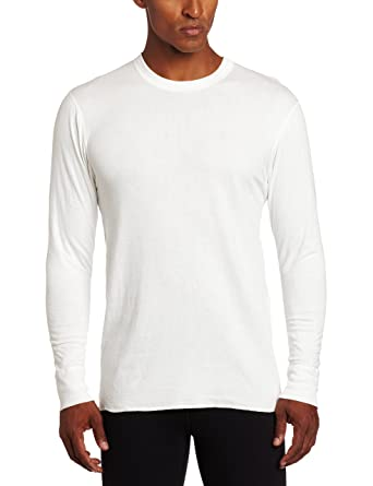 cda9d67f Duofold Men's Mid Weight Wicking Crew Neck Top at Amazon Men's ...