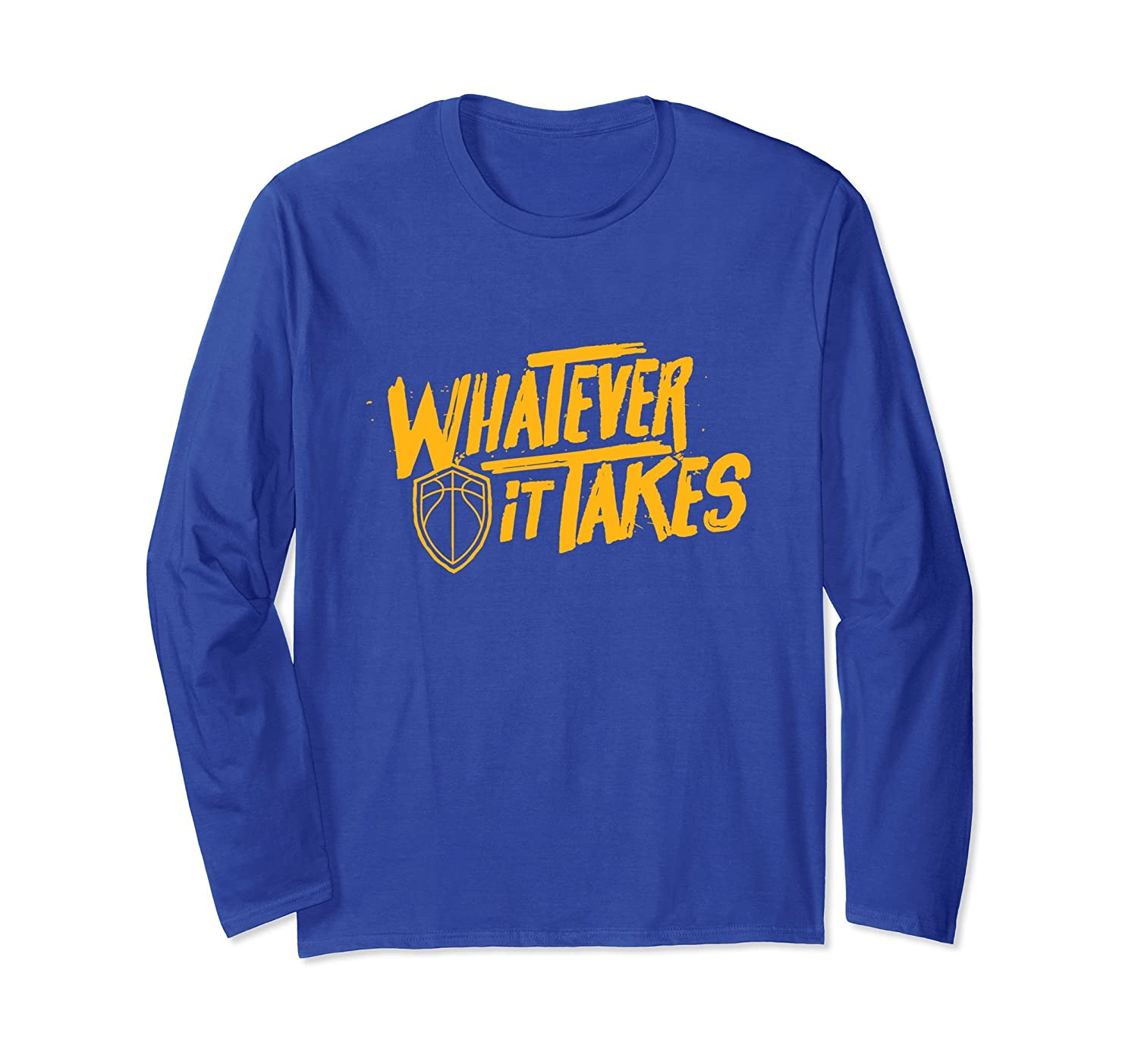 Cleveland Whatever It Takes Longsleeve Shirt CLE Pride-fa