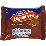 McVities Chocolate Digestive Biscuits Twin Pack (Pack of 48)