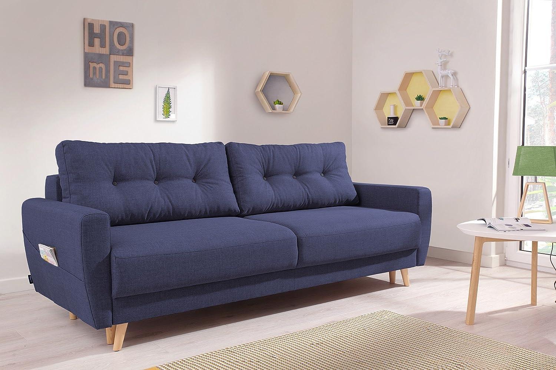 bobochic - Oslo - sofá 3 plazas Convertible - 215 x 90 x 90 ...
