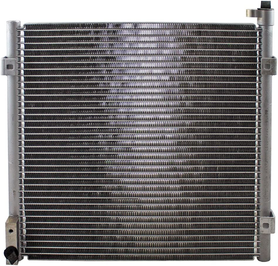 A//C AC Condenser Cooling Assembly Replacement for Honda SUV 80110-SCV-A91 80110-S9A-013 AutoAndArt